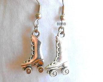Roller Skate Earrings