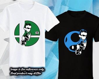 Luigi T-Shirt (Mario Series)
