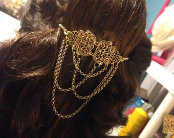 Belle's Hairpiece