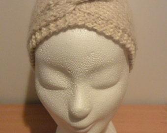 15% off with code WSALE15 - headband / wool ear warmer
