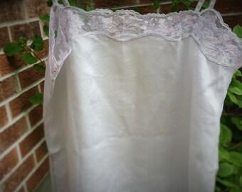 Vintage silk camisole, xize XS