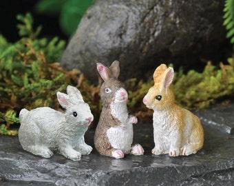 Mini Bunnies (set of 3)