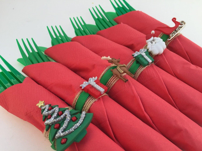 Holiday Napkin Rings Christmas Napkin Rings Holiday Party