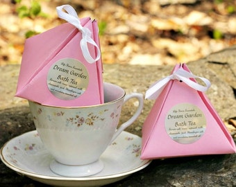 Aromatherapy Bath Tea - Dream Garden