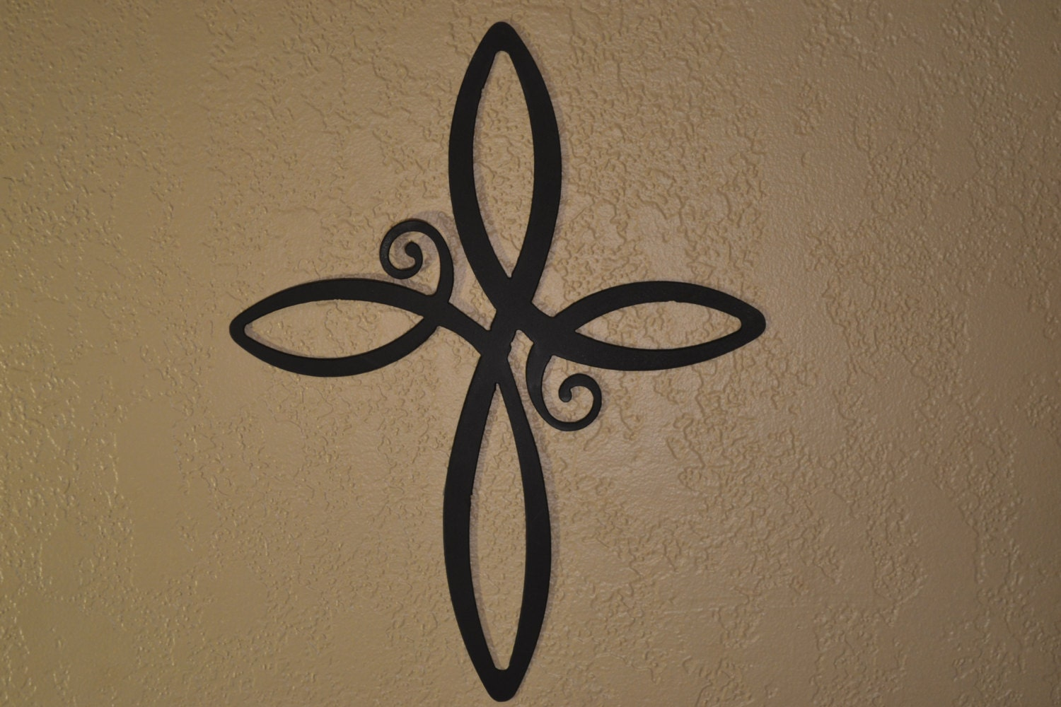 Cross Wall Hanging metal cross wall hanging modern cross decor christian wall