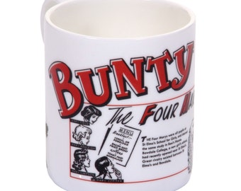 Bunty comic - school cook mug