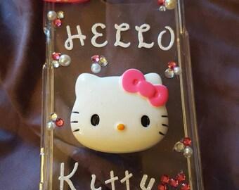 Galaxy s6 Kawaii Kitty case
