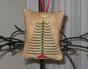 The Christmas Tree-Cross Stitch-E-Pattern-Ornament-Christmas-Stitchorize it