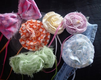 Baby headbands from 100% cotton