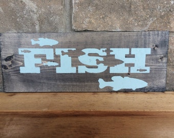 Wood Sign, ready to ship
