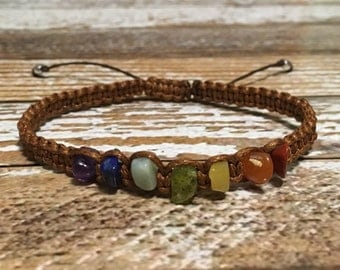 Chakra Healing Bracelet / Yoga Bracelet / Chakra Bracelet / Chakra Jewelry / Chakra / Balance