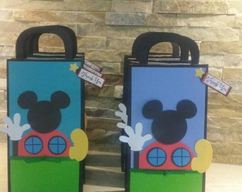 Mickey Mouse Club House  Goody Bags