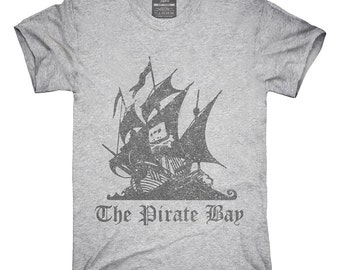The Pirate Bay Logo T-Shirt, Hoodie, Tank Top, Gifts