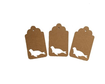 Seal Gift Tags