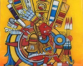 Tonatiuh - Sun god