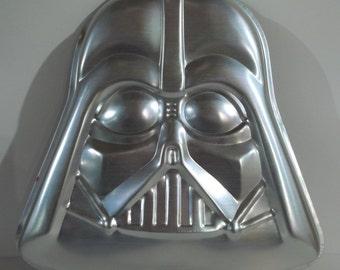 1980 Wilton Darth Vader Cake Pan - FREE SHIPPING!!!