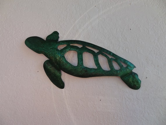 Sea Turtle Turtle Metal Turtle Home Decor Turtle