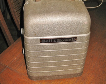 Vintage Bell and Howell film projector Model 253 A BMM Projector