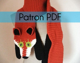 Boss pdf scarf Fox to hook, french