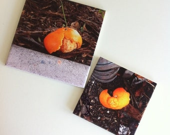 Glossy Tile Trivets - Set of 2