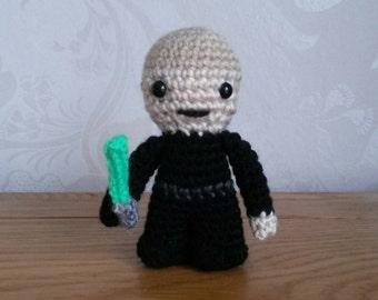 Crochet Star Wars Characters! Luke Skywalker