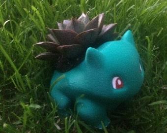 Bulbasaur Pokemon planter