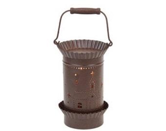 Church Tin Tart Warmer