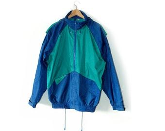 90s' Outbound Windbreaker jacket