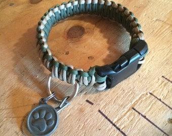 Paracord Dog Collar - Free Shipping