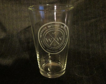 Weasley Wizard Wheezes Harry Potter Pint Glass
