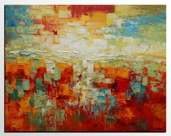 Original Oil Painting, Abstract Wall Art, Wall Art, Abstract Oil Painting, Canvas Painting, Large Oil Painting, Abstract Painting, Wall Art
