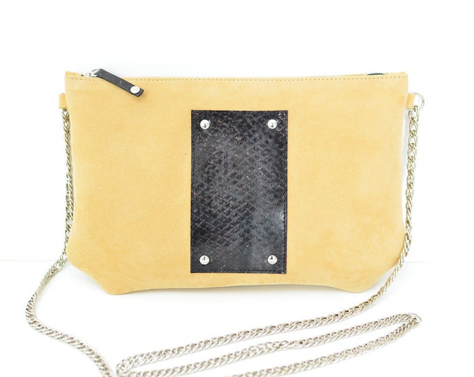 COLM bag - fish leather