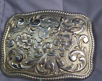 Chambers phoenix belt buckle