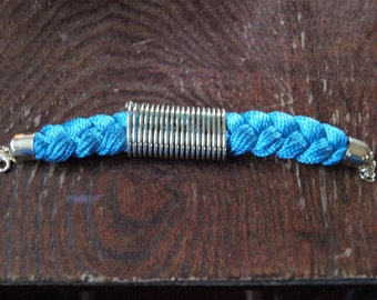 Beatriz Bracelet in Blue
