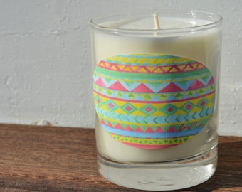 Bright Aztec Soy Candle- 7.5 oz.