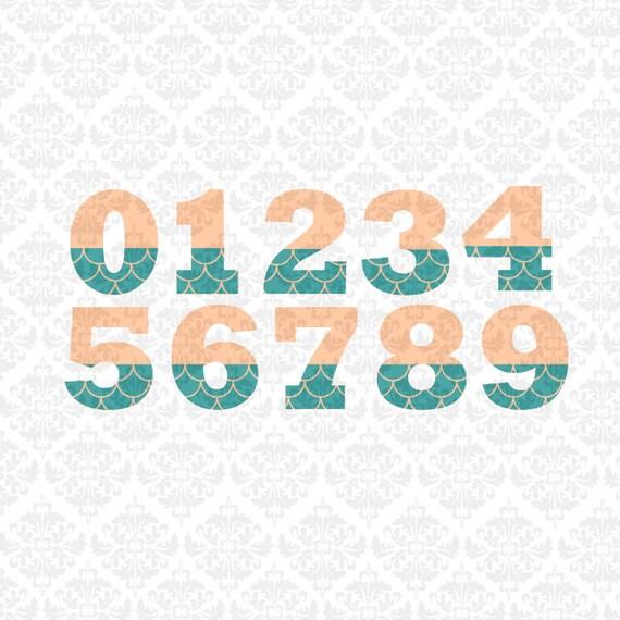 Mermaid Alphabet svg, Mermaid numbers svg, Mermaid svg, Mermaid Font, Mermaid Tail Letters svg, Mermaid Birthday svg, Cricut, Silhouette