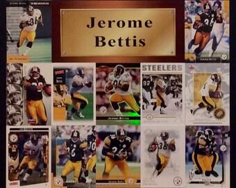 Jerome Bettis Etsy