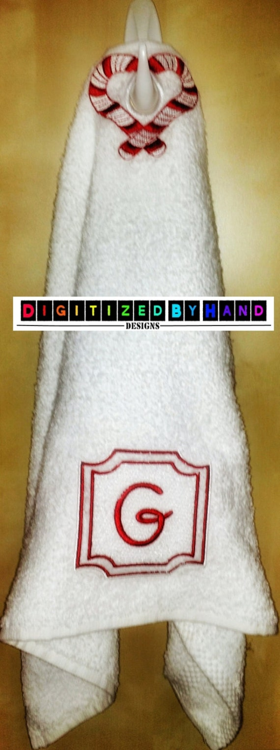 Ith Embroidery Towel Topper Ith Machine Embroidery Design