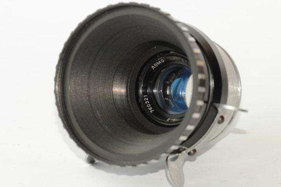 OKC8-35-1 lens, F2 35mm lomo for KONVAS movie film camera dSLR USS N760321