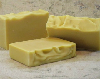 All Natural Buttermilk Baby Soap