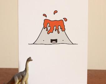 hot stuff card