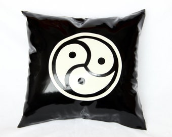 BDSM Latex Pillow