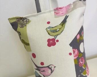 Bird House Design Doorstop, Doorstop, Shabby Chic, Country Home