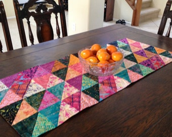 Tropical Paradise Table Runner REDUCED