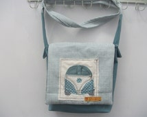 Camper van shoulder bag