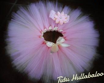 Children's Tutu Skirt - Cake Smash Tutu - Kid's Skirt - Short Fluffy Tutu - Birthday Tutu