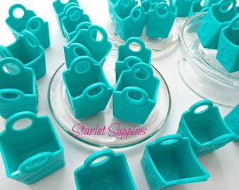 Shopkins Teal Totes, Party Favor, Party Supplies