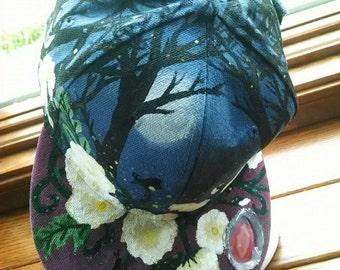 Custom Snap Back Hat