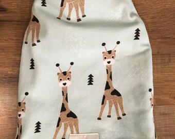Baby & Toddler Slouch Giraffe Beanie Hat