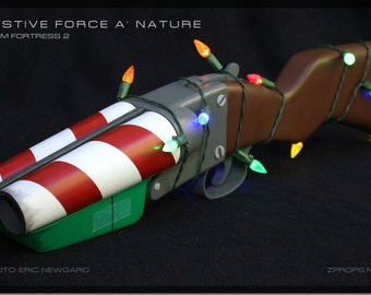 TF 2 Force a' nature Finished/Painted Prop